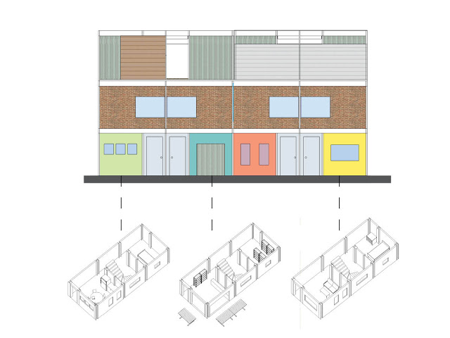 Various Facades for Various uses