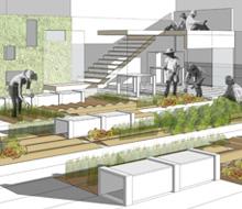 La Casita Verde Garden